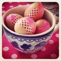 Tape voor Pasen!