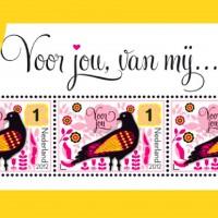 Leuke postzegels