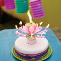 Verjaardagskaars