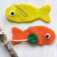 Visjes vangen