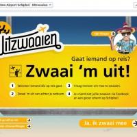 Uitzwaai-app