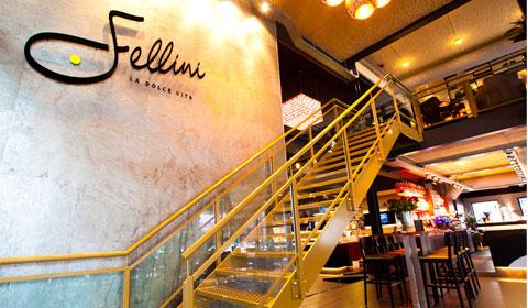 Fellini in enschede voor een heerlijk italiaans diner for Fellini enschede
