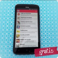 Onze Android App