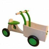 Houten speelgoed bakfiets