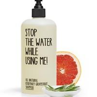 Shampoo met een boodschap