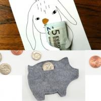 Leuke manier om geld te geven