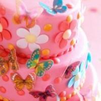 Een taart om blij van te worden