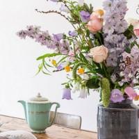Een abonnement op bloemen